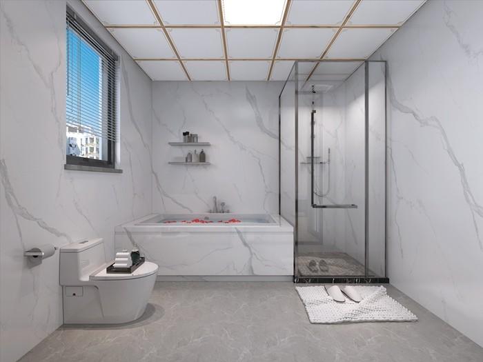卫生间太小如何装修