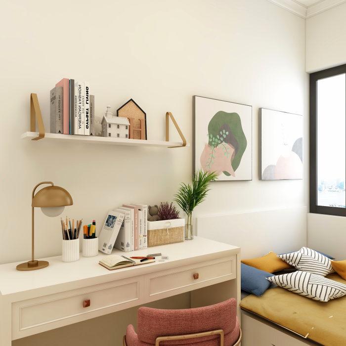 书房怎样装修简单又实用