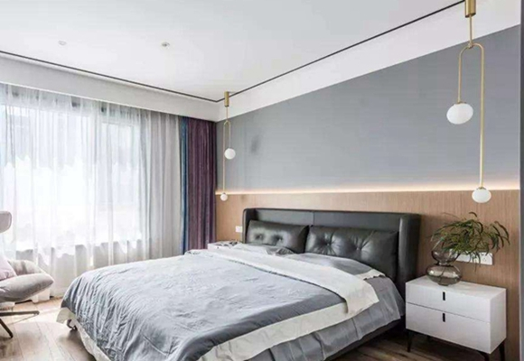 卧室无主灯设计的好处有哪些?光源色温控制要科学合理