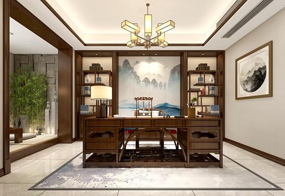 书房怎么装修的个性化?风格、色彩、细节装饰都要考虑
