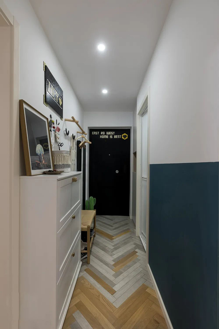 进门玄关装修设计