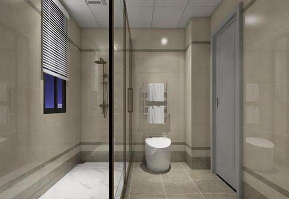 小户型洗手间装修设计该怎么做?看完这几点给你灵感