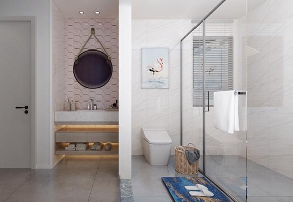 洗手间怎么装修好看好用?做好三点,洗手间干净整洁、颜值在线