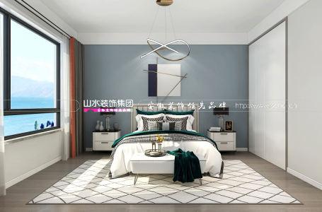 文一·豪門金地158平方現代風格新房裝修 | 安靜清爽,歲月恬靜
