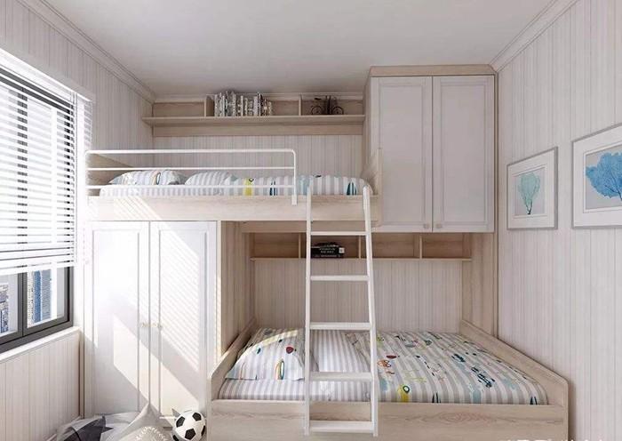 儿童房怎么装修最好?让孩子拥有自己的小乐园