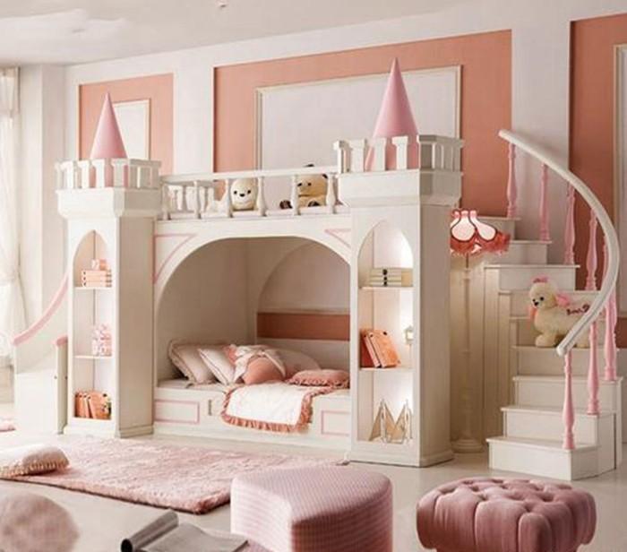 6平米<span style='color: #ff0000'>儿童房装修</span>设计小空间也可以出彩