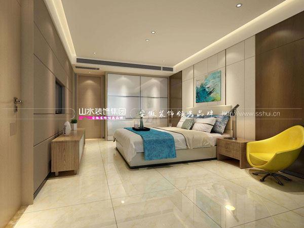 你家卧室还在用木地板吗?地面这样做更高级
