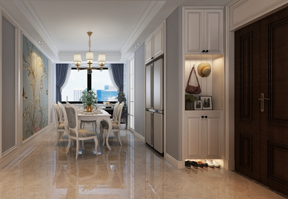 100平米新房装修大概多少钱?风格、材料不同,价格不一