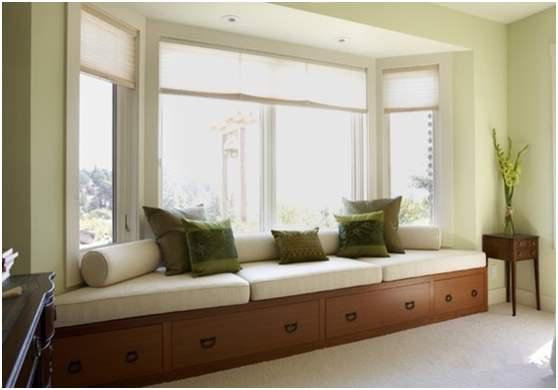 飄窗頂面怎么裝修?4種裝修方法讓飄窗顏值更高