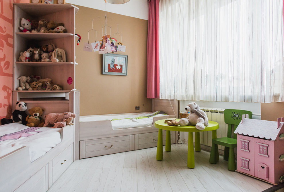 <span style='color: #ff0000'>儿童房装修</span>需要注意哪些细节?