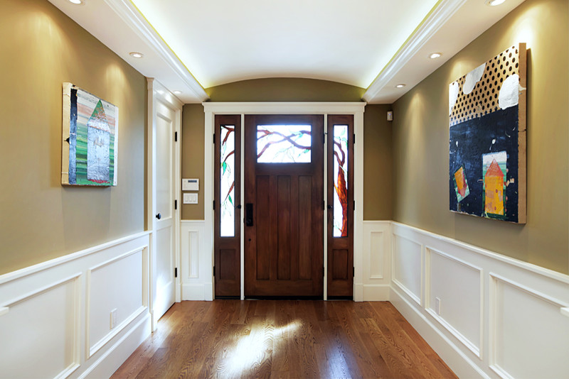 室內裝修玄關設計注意事項有哪些?還沒有裝修的趕緊看過來