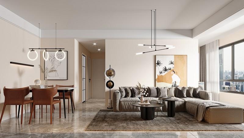 新房装修难?<span style='color: #ff0000'>合肥新房装修</span>这样做才是真正的主流设计!