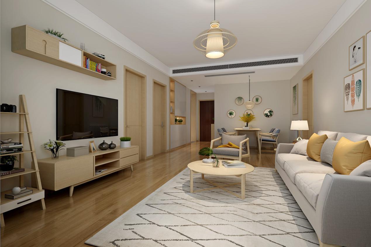 室内装修风格有哪些分类?四种装修风格打造小清新格调的家