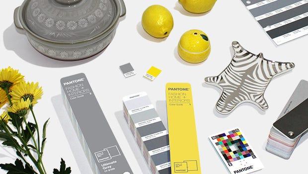 潘通Pantone公布2021年度代表色彩,流行色为室内装饰提供参考