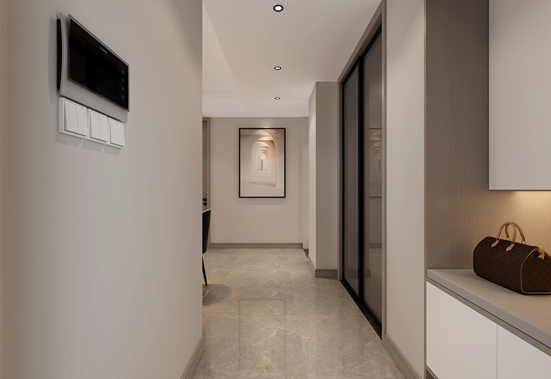 4个玄关装修设计小技巧 让你家的玄关好用又美观