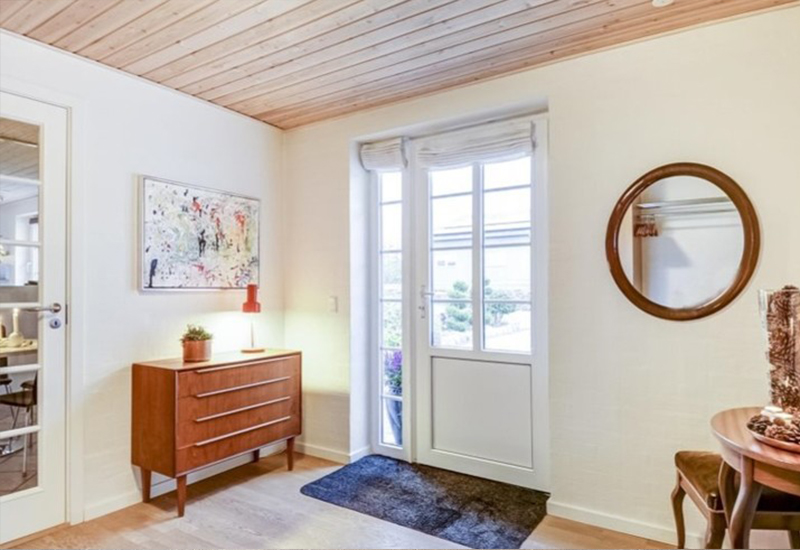 入户玄关怎么装修实用?掌握五点让您家玄关美观又实用