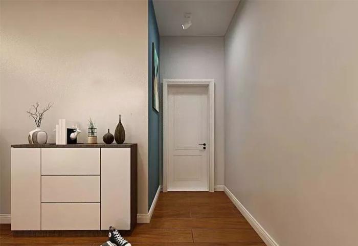 玄关太窄怎么装修设计