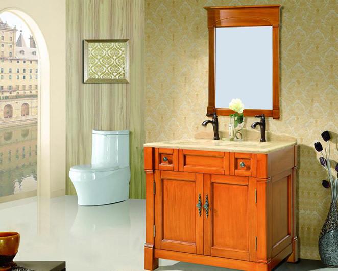 不同材质的浴室柜各有何优缺点?