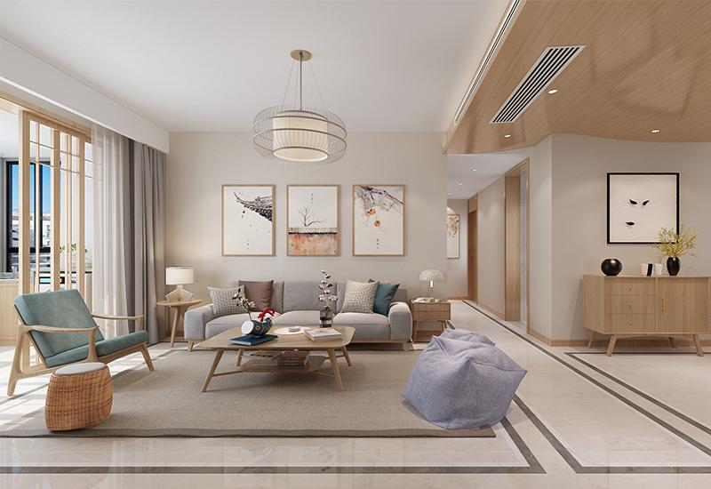 日式风格新房装修有什么技巧?3大技巧助您打造简约疗愈日式装修风格