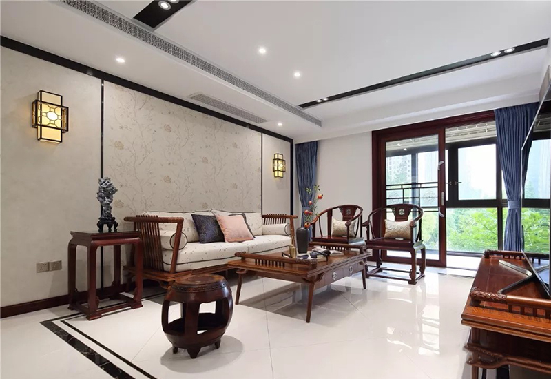 新房中式风格装修必备4要素,古典家就是这么与众不同