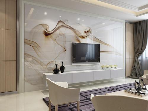 客厅瓷砖上墙的优缺点有哪些?铺贴时又有哪些事项需要注意?