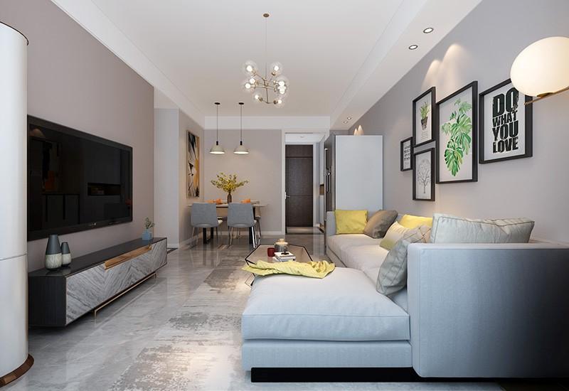 90平米新房装修报价预算表:装修档次不同预算不一样