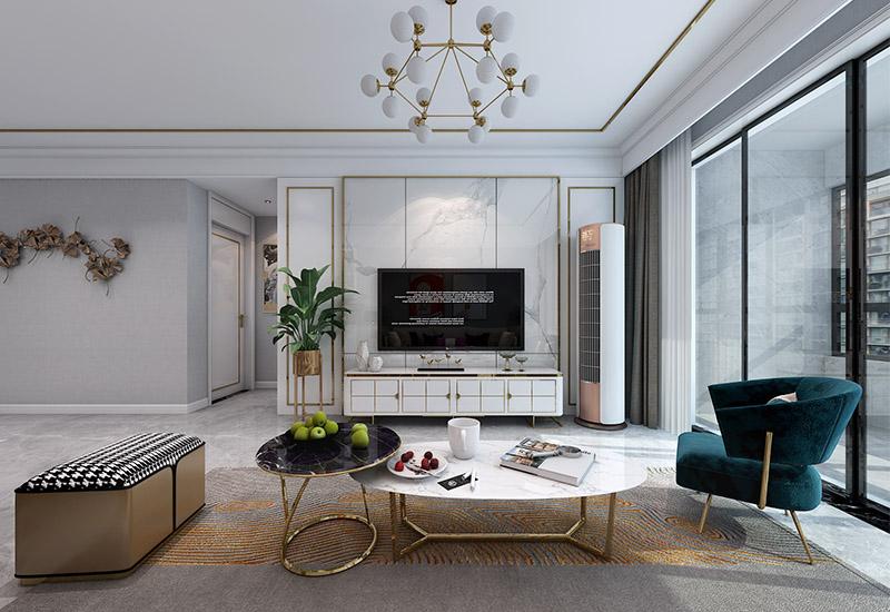 轻奢装修风格的家居特点有哪些?精致家居打造奢雅空间