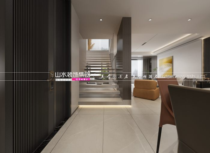 236㎡現代別墅設計