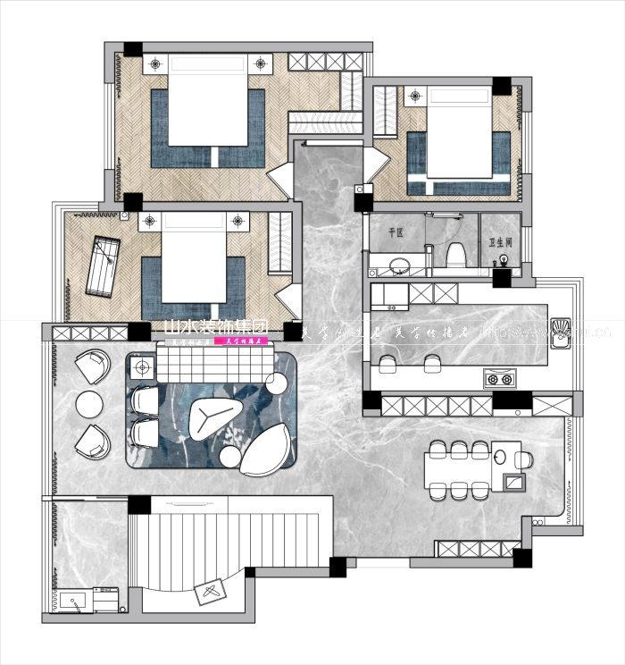別墅裝修設計案例