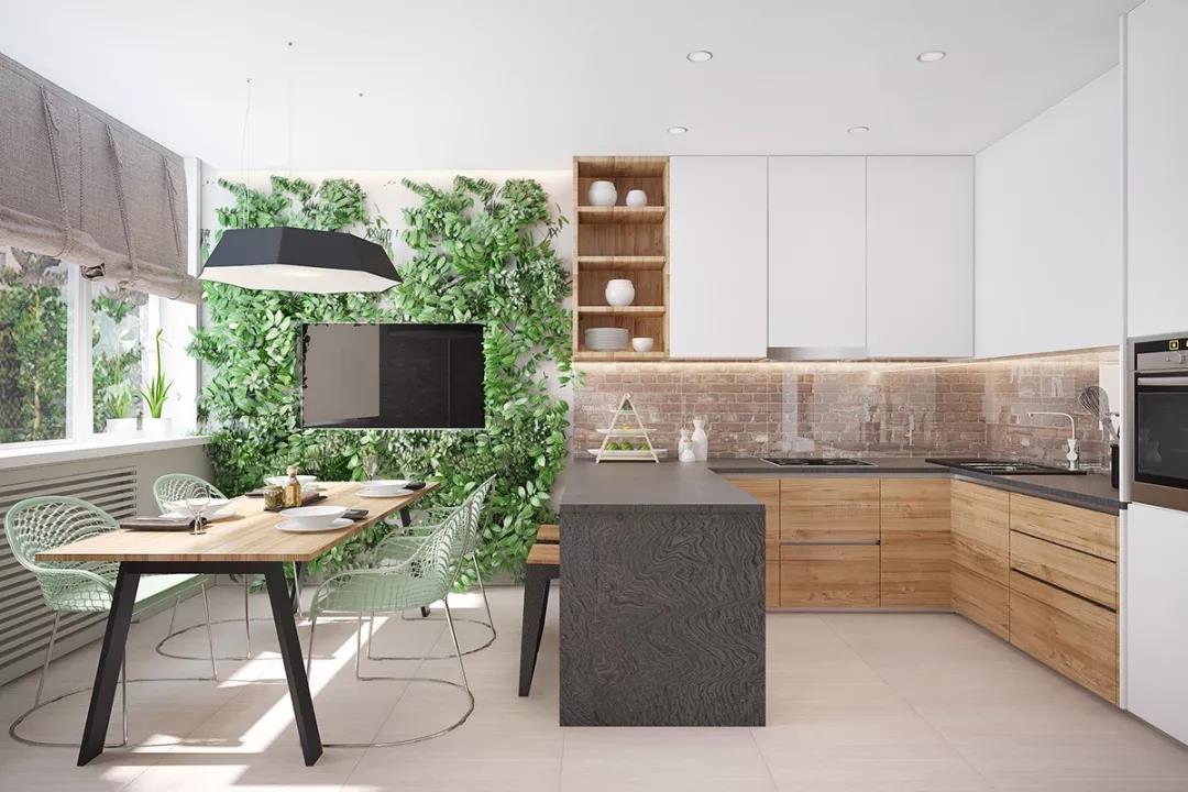 厨房装修中橱柜高度做多少适合?