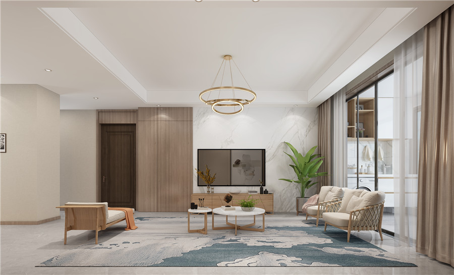 <span style='color: #ff0000'>新房装修</span>硬装做完后入住阶段主要做什么?