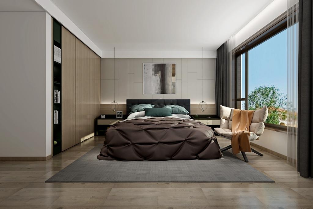 <span style='color: #ff0000'>2021年室內裝修設計</span>需要注意什么?家裝細節設計很關鍵