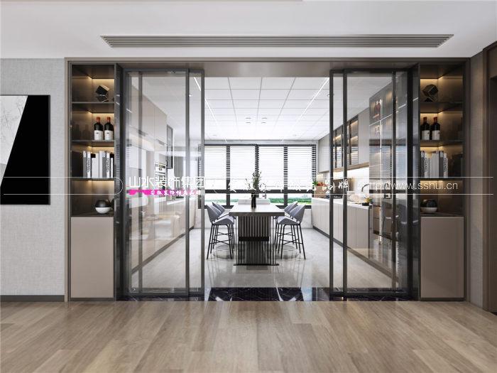 厨房门装修时该怎么选择呢?