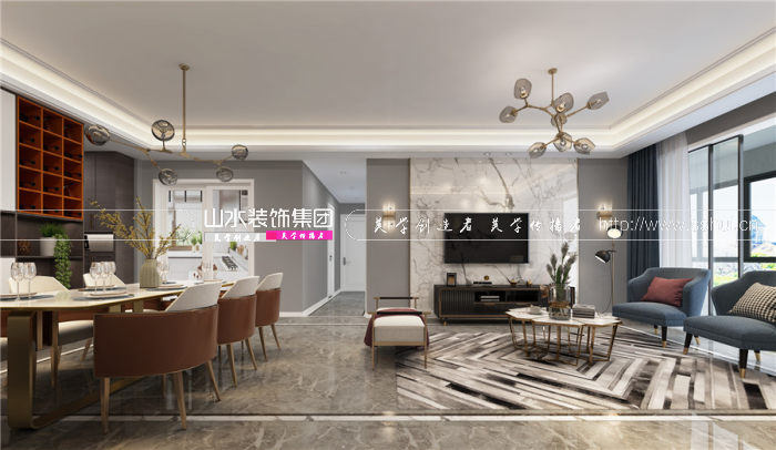 阜阳100平米房子装修需要多少钱?