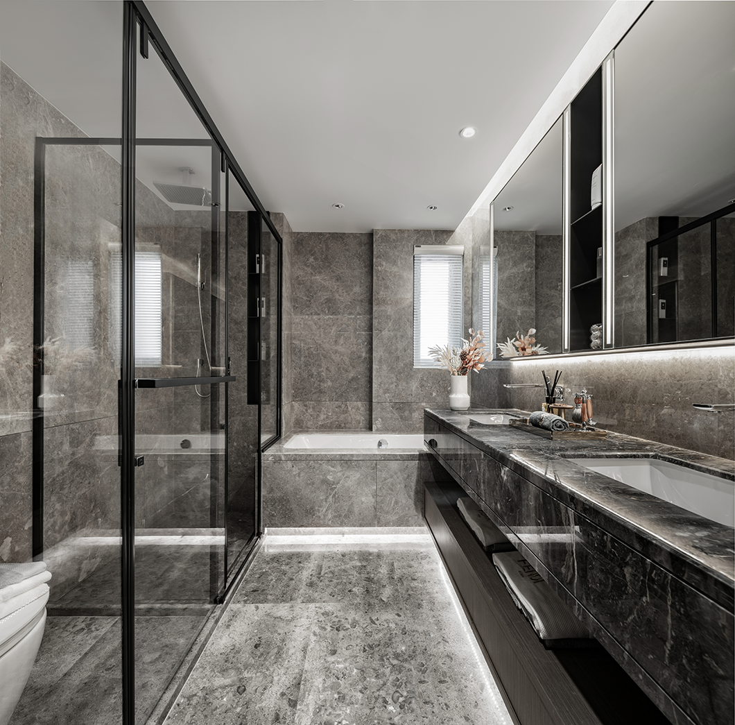 卫生间瓷砖怎么铺贴更好看?