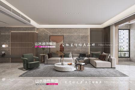 淮上碧桂园204 ㎡&现代轻奢