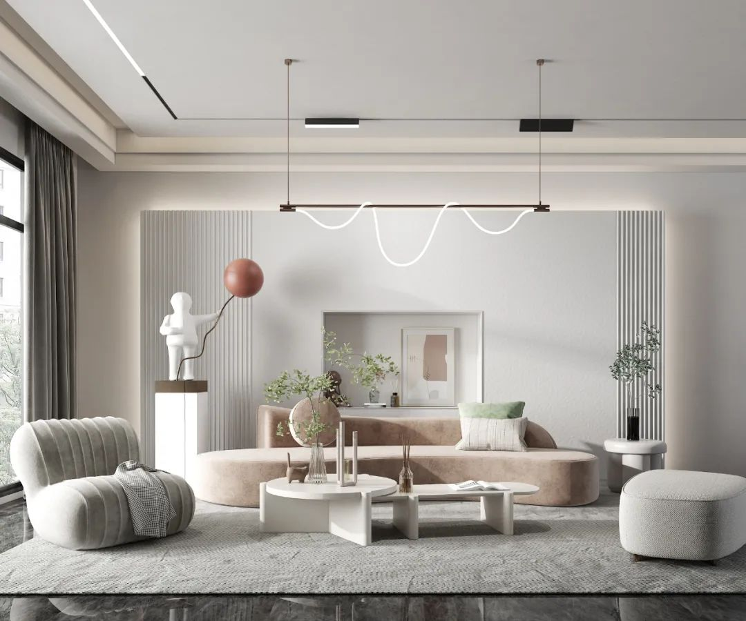 <span style='color: #ff0000'>客厅</span>沙发墙应该怎么设计?沙发背景墙设计小技巧