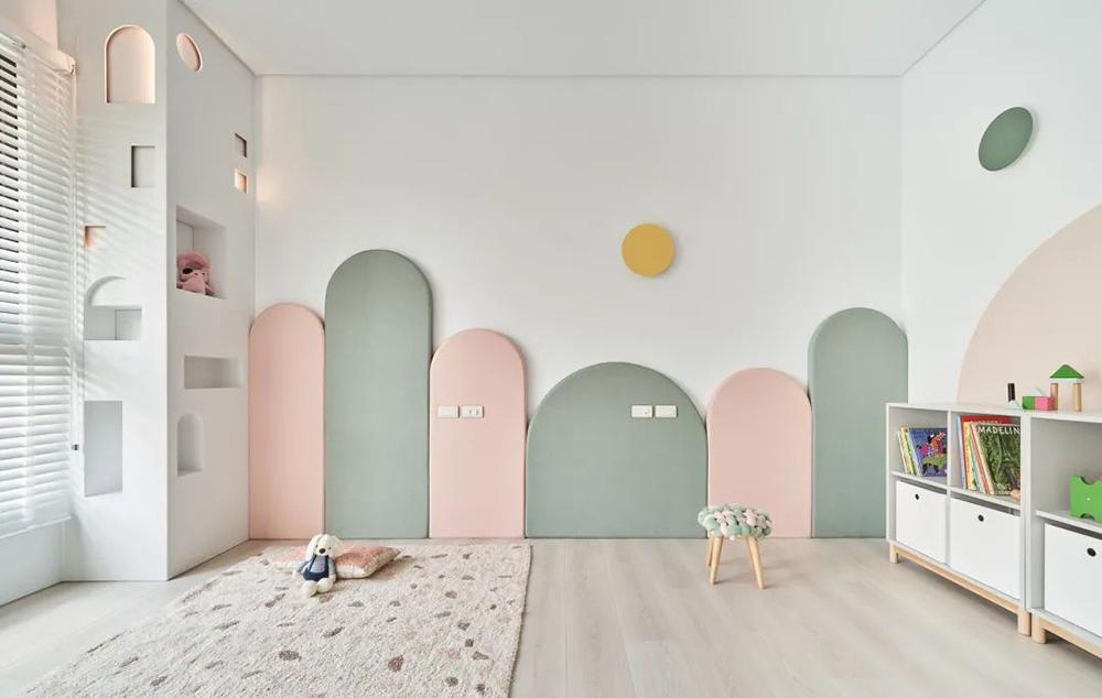 儿童房如何装修设计?有娃家庭装修设计指南