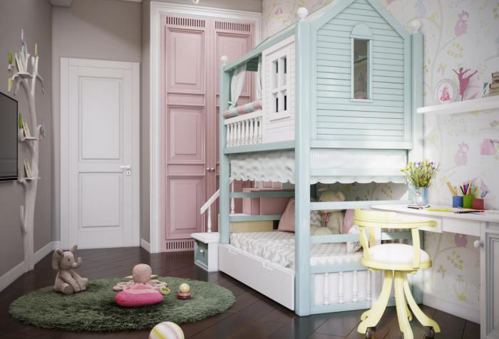 儿童房装修做好这两个方面,基本不用看其他装修攻略了!