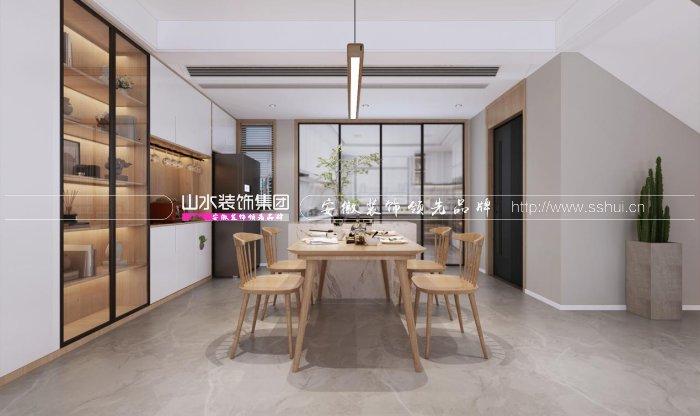 现代风格新房装修设计案例分析