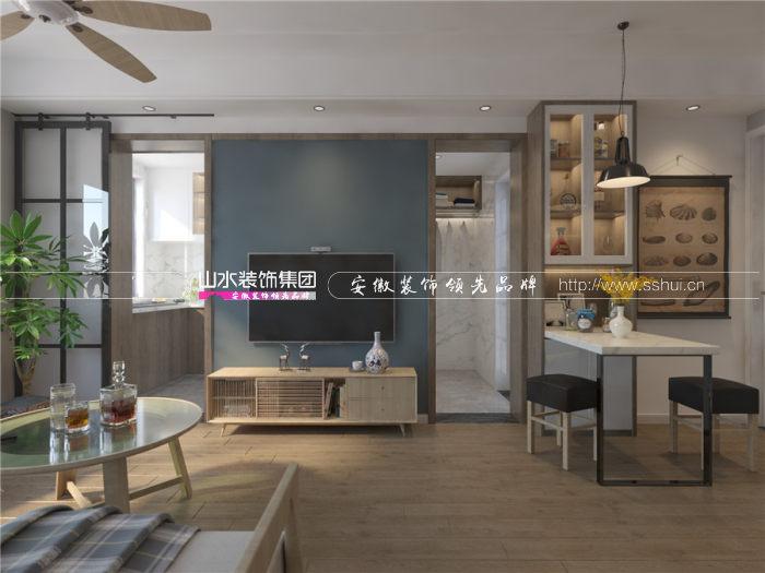 如何一空间多利用地解决客厅收纳问题?
