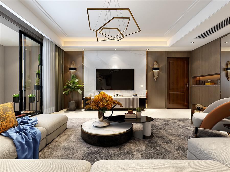 如何一空间多利用地解决客厅收纳问题?山水装饰以实例来支招