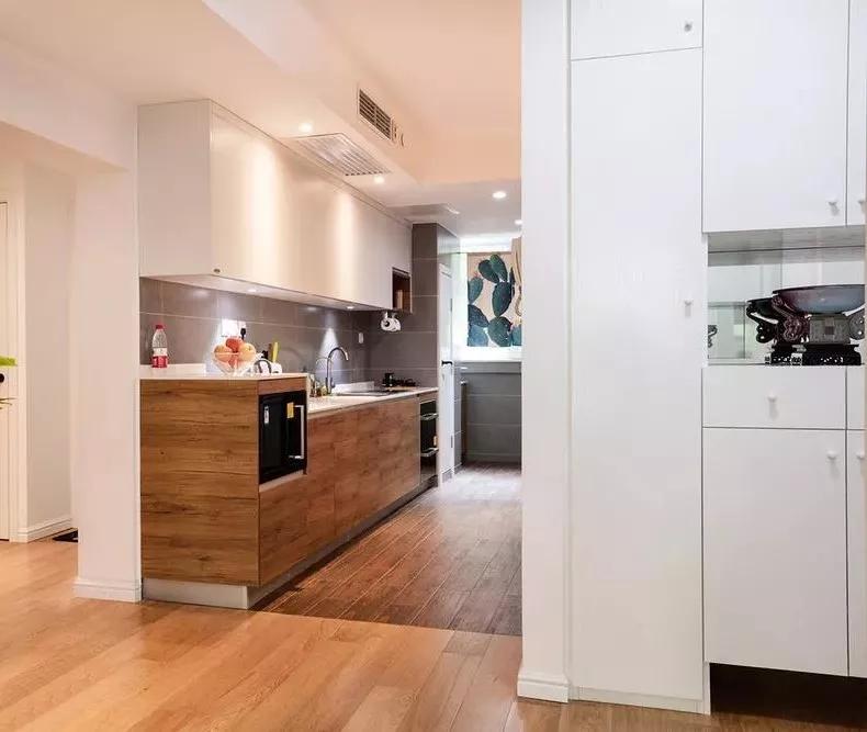 5平方米厨房设计案例,收纳整洁又美观