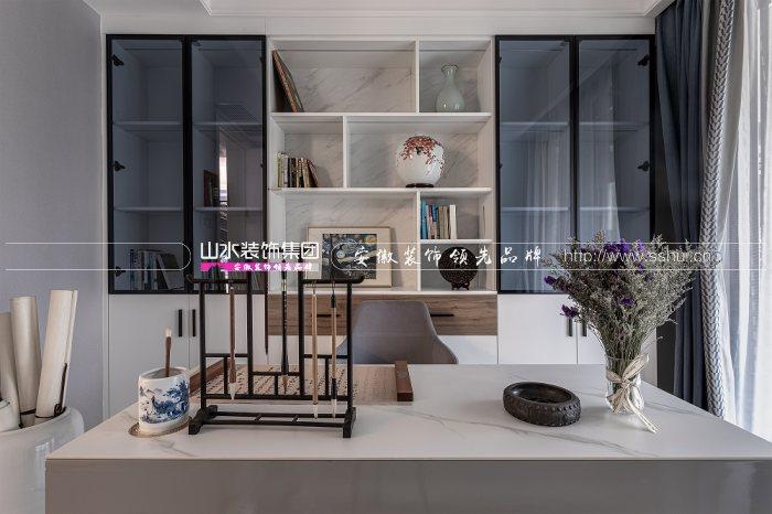 130㎡轻奢新居 | 把复式空间做到极致,细节取胜!