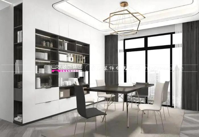 现代风格家居色彩搭配方案