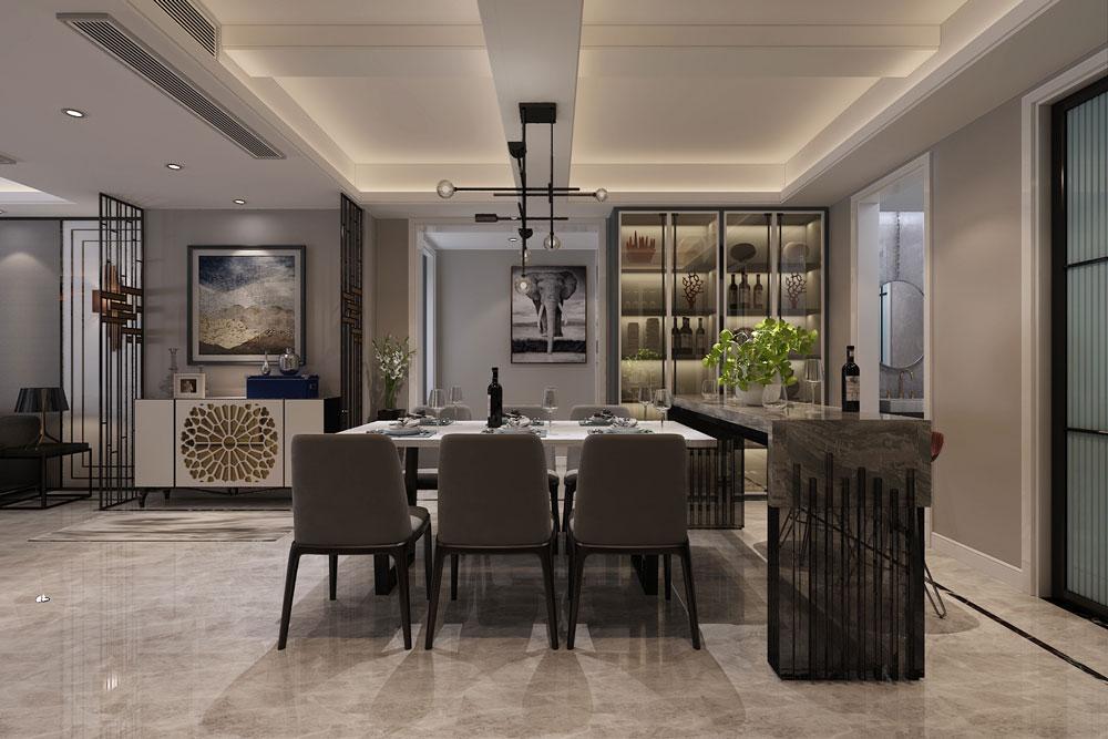 餐厅与厨房之间的推拉门怎么选择?