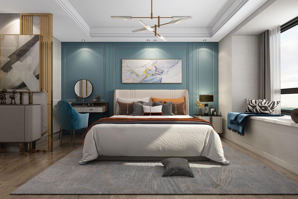 小卧室不想做榻榻米?这样设计也很美观实用!