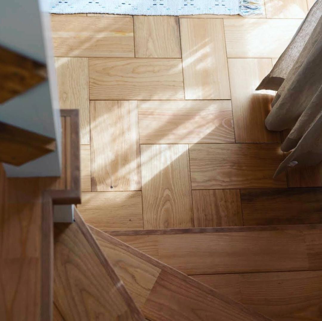 三种类型木地板,你家更适合哪一种?